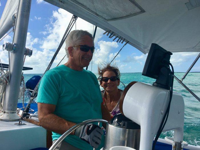 Pirate Robert Sailing